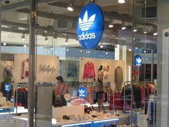 Adidas, Nike and other brands